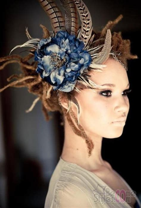dreadlocks hairstyles 2013 1000 images about headdress inspiration on pinterest