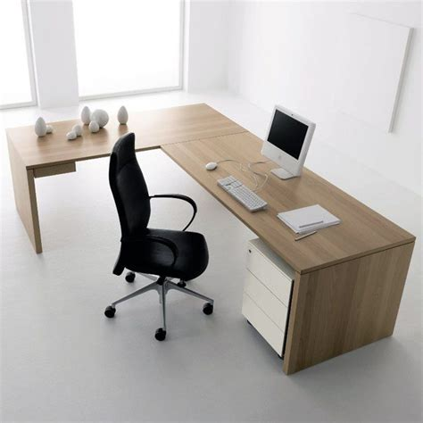 modern white table l 25 best ideas about modern l shaped desk on l