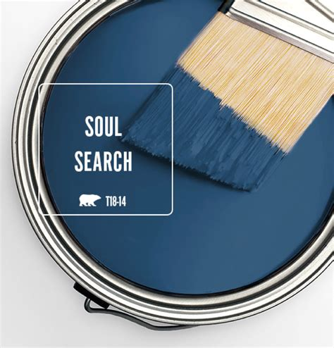 Soul Search colorfully behr trend color spotlight soul search
