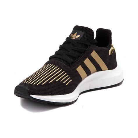 womens black athletic shoes womens adidas run athletic shoe black 436468