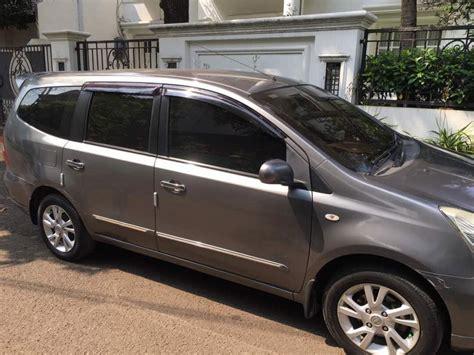 Jual Karpet Nissan Grand Livina jual grand livina xv a t 2011 mobilbekas