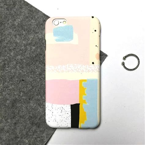 Termurah Viseaon Iphone 5 5s 5g 6g 6s 6s Plus 7g 7plus 6 7 Plu new moon space surface map marble capa coque slim matte plastic phone cases cover for