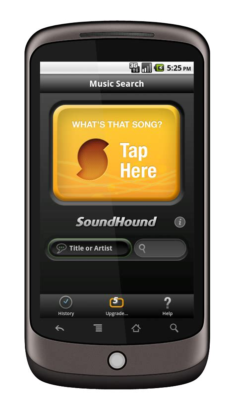 soundhound android android app soundhound android central