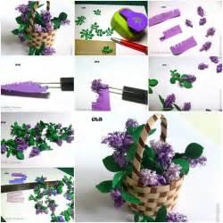 Handmade Craft Tutorials - paper flower how to part 2