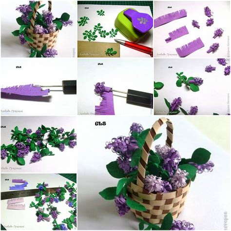 Step By Step How To Make Paper Flowers - paper flower how to part 2