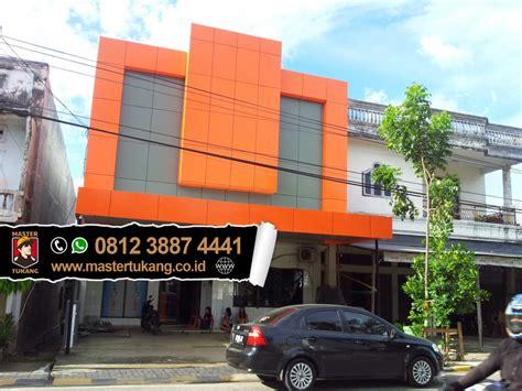 design acp bangunan master tukang