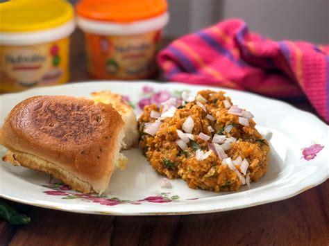 indian food pav bhaji paneer pav bhaji recipe wholesome weeknight dinner by