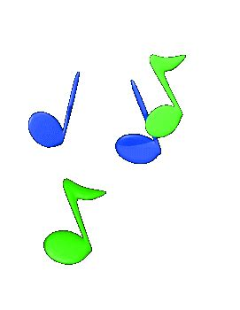 music note gif clipart best
