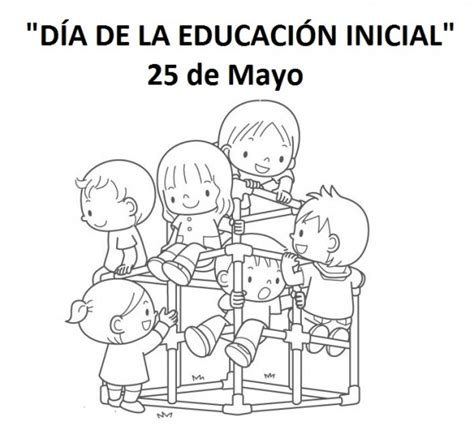 imagenes niños de educacion inicial dibujos del d 237 a de la educaci 243 n inicial en per 250 para
