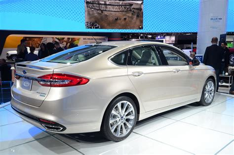 ford europe restyled ford fusion gives european mondeo fans new