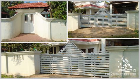home gate design kerala beautiful house gate designs in keralareal estate kerala