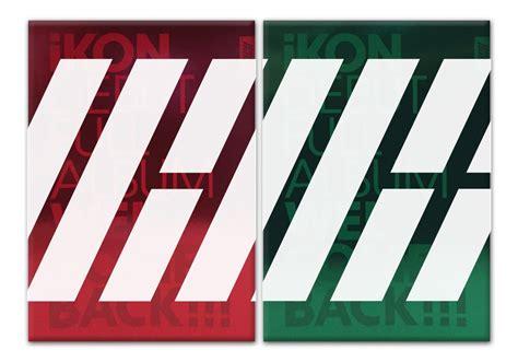 Ikon Album Welcome Back cd ikon debut album welcome back korean shop