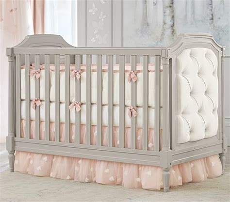Pottery Barn Baby Cribs Blythe Convertible Crib Pottery Barn