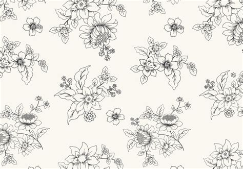 hand drawn wallpaper top free hand drawn vector wallpapers