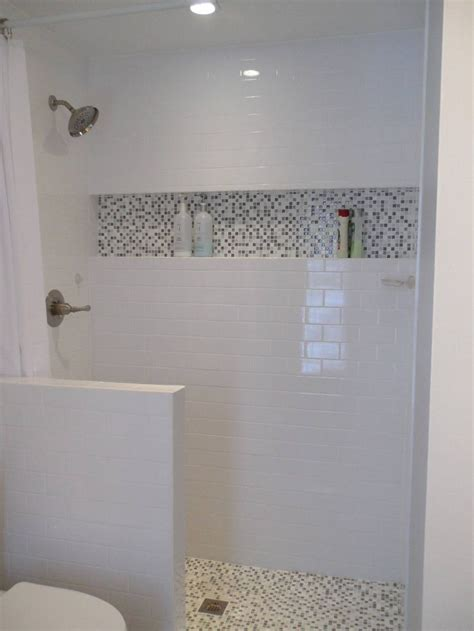 niche bathroom shower 25 best ideas about shower niche on pinterest small