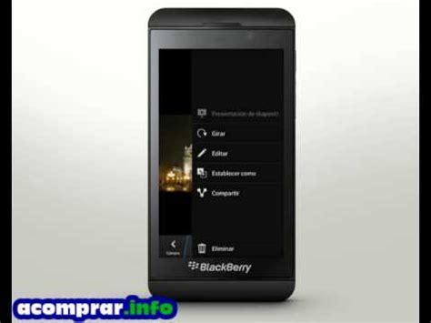 z10 tutorial youtube c 225 mara del blackberry z10 191 c 243 mo utilizar el blackberry z10