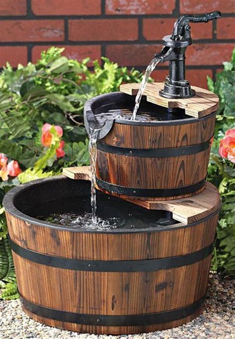 Whiskey Barrel Decor by 10 Ways Of Using Barrels In Home Decor Interiorholic