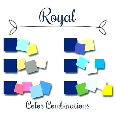 what color goes with royal blue dress quora