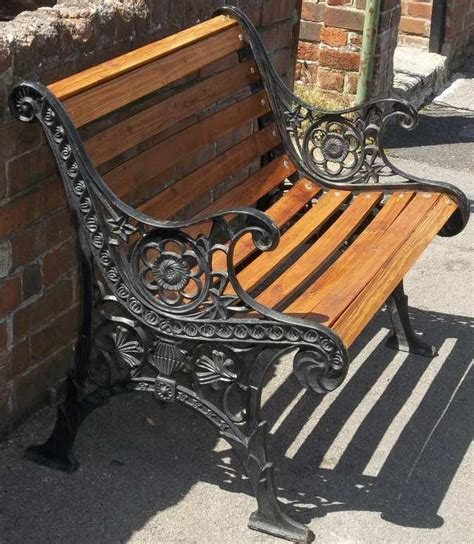 cast iron bench ends for sale open in google maps