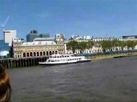 thames river cruise youtube a boat ride on the thames river youtube