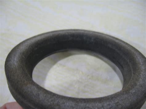 thetford toilet gasket thetford toilet flange gasket
