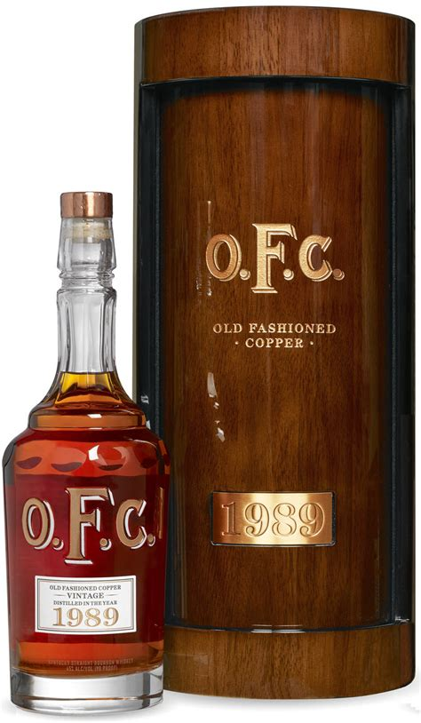 Special Edition Sign Label Kasir Kassa Wl buffalo trace distillery releasing 3 barrels of o f c vintage bourbons from 85 89 and 90
