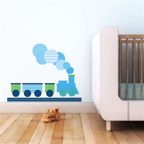 Baby Boy Nursery Wall Decals Items Similar To Decal Nursery Decal Baby Boy Wall Decor Modern Children Wall