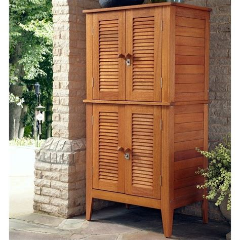 Outdoor Bar Cabinet Doors Four Door Multi Purpose Storage Cabinet 5661 27