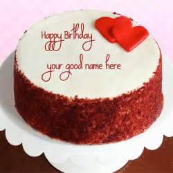 kuchen mit bild drauf happy birthday cake with name write name on birthday