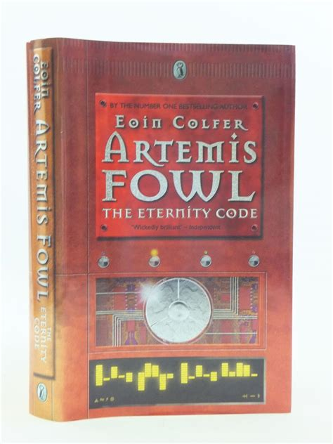 Sale Buku Artemis Fowl Eoin Colfer artemis fowl the eternity code written by colfer eoin stock code 2112800 stella s books