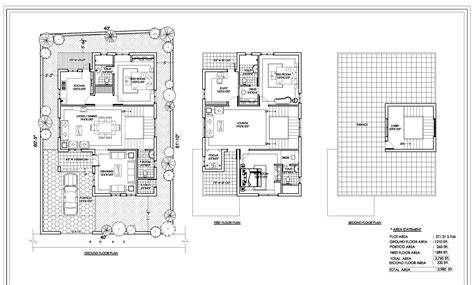 facing plot house plans sqft entere house plans