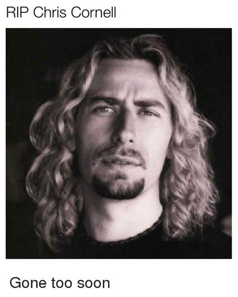 Chris Cornell Dead Meme