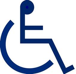 wheelchair sign 2 clip at clker vector clip