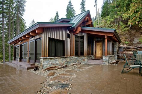 Steel Cabins by Metal Siding