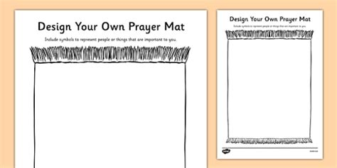 to om from your mat to your books religious symbols and beliefs design a prayer mat activity