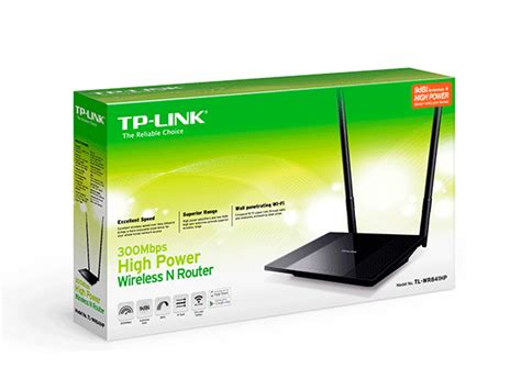 Tp Link Tl Wr841hp 9dbi 300mbps High Power Wireless N Router router inal 225 mbrico alta potencia n 300mbps tl wr841hp bienvenido a tp link