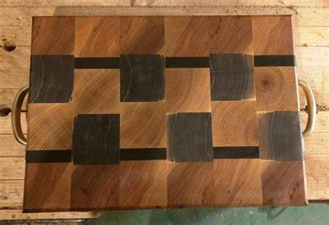 Butcher Block For My Cousin And His Wife By Joeinde