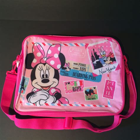 Tas Labtop Micky Mouse Cantik minnie laptoptas webshop my mickey shaped