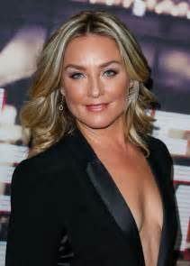 elisabeth rohm at live from new york premiere in los angeles hawtcelebs hawtcelebs