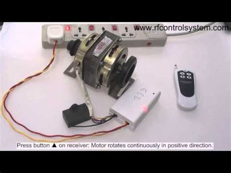 capacitor motor direction how to run ac capacitor start motor forward and