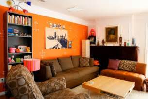 interior design tips orange living room ideas orange