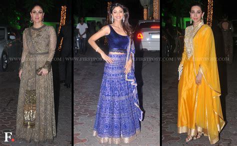 kareena kapoor bedroom photos kareena karishma kapoor attend shilpa shetty s diwali party