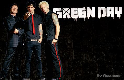 Green Day architecture of green day