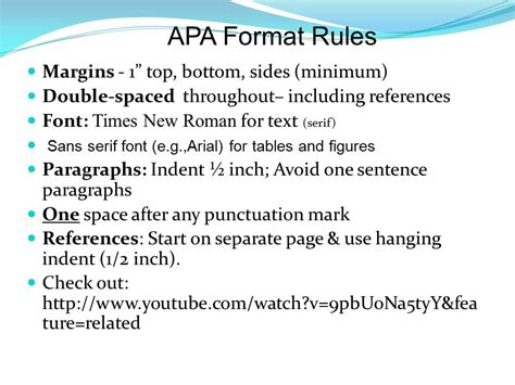 take the plunge apa writing and citing ppt