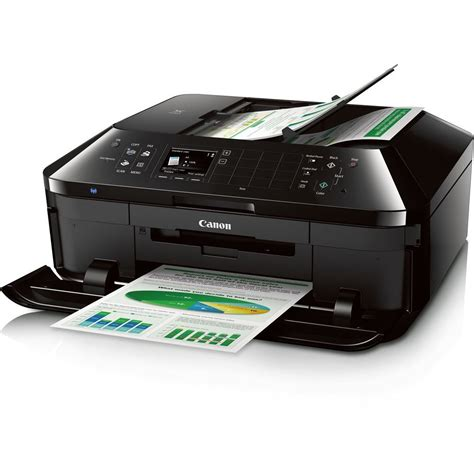 Printer Canon Fax canon pixma mx922 wireless color photo printer with scanner copier and fax only 89 99 shipped