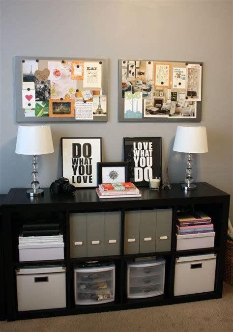 1000 ideas about small office organization on