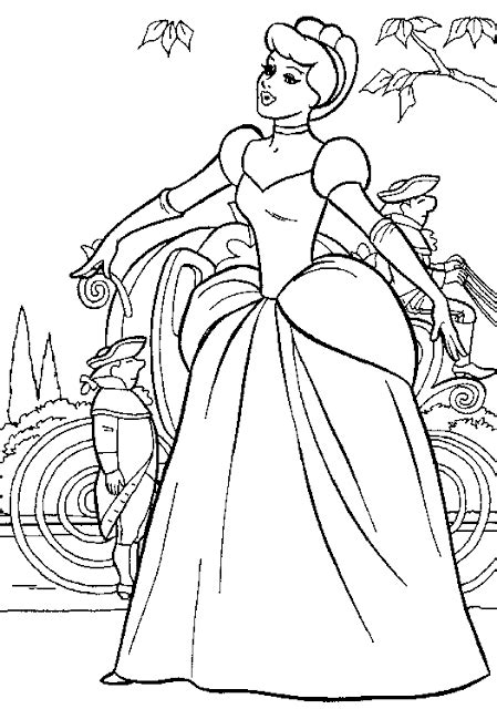 cinderella halloween coloring pages transmissionpress disney princess cinderella coloring pages