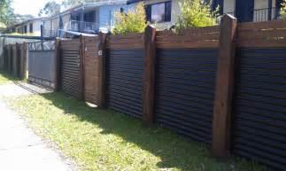 backyard fencing ideas rustic refined