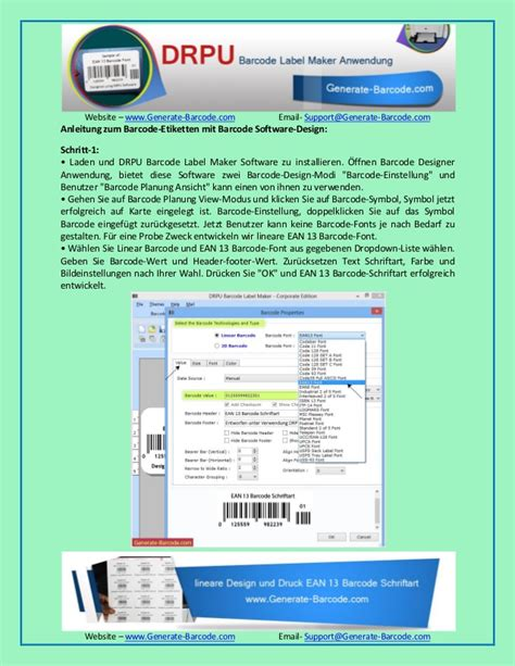 Etiketten Erstellen Mit Barcode by Wie Design Und Drucken Barcode Etiketten Mit Drpu Barcode