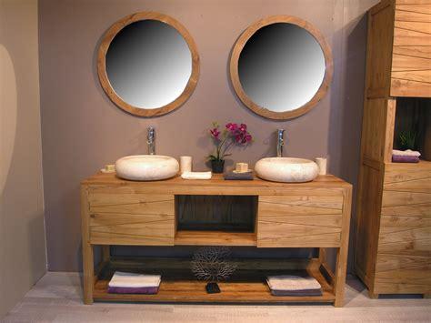 meuble sous vasque salle de bain 2329 meuble salle de bain vasque bois id maison